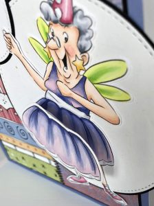 Watercolor the Birthday Fairy with Deb Valder