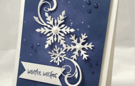 Snowflake Cluster can be found in our Teaspoon of Fun Shoppe.