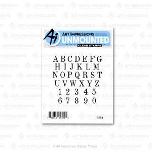Small Alphabet Set