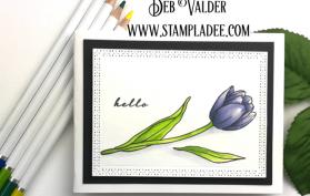 Hero Art Florals Tulip