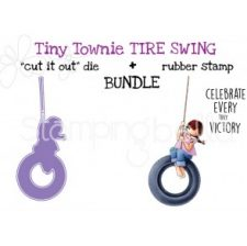 Tire Swing Stamp and Die Combo