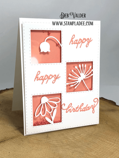 Learn to create a pinball card filled with prills.