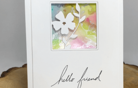 Floral Squares Mini Series