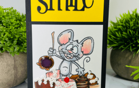 May your day be sweet today and everyday. All products can be found in our Teaspoon of Fun Shoppe.