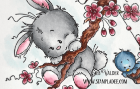 Hang on Spring's Here. All products can be found in our Teaspoon of Fun Shoppe.
