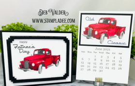 Classic Truck Video. Vintage truck multi-level stamping. All products can be found in our TeaspoonOfFun shoppe at www.TeaspoonOfFun.com/SHOP