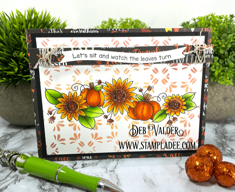 Hello Autumn. Don't you just love the Fall? All products can be found in our Teaspoon of Fun Shop here www.TeaspoonOfFun.com/SHOP